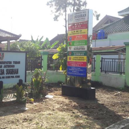 Album : Balai Desa Sugihan