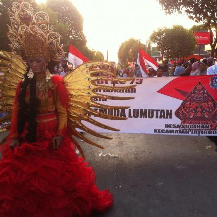 Album : Karnaval Dusun Lumutan Desa Sugihan
