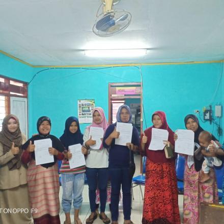Album : Graduasi Mandiri Penerima PKH Desa Sugihan