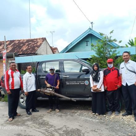 Album : Desa Sugihan Tanggap Wabah DBD