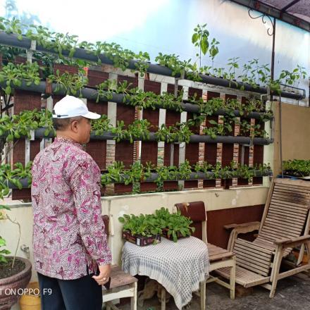 Album : Rumah Sehat Warga Dusun Purwosari