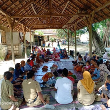 Album : Sedekah Bumi Dusun Sumber Desa Sugihan